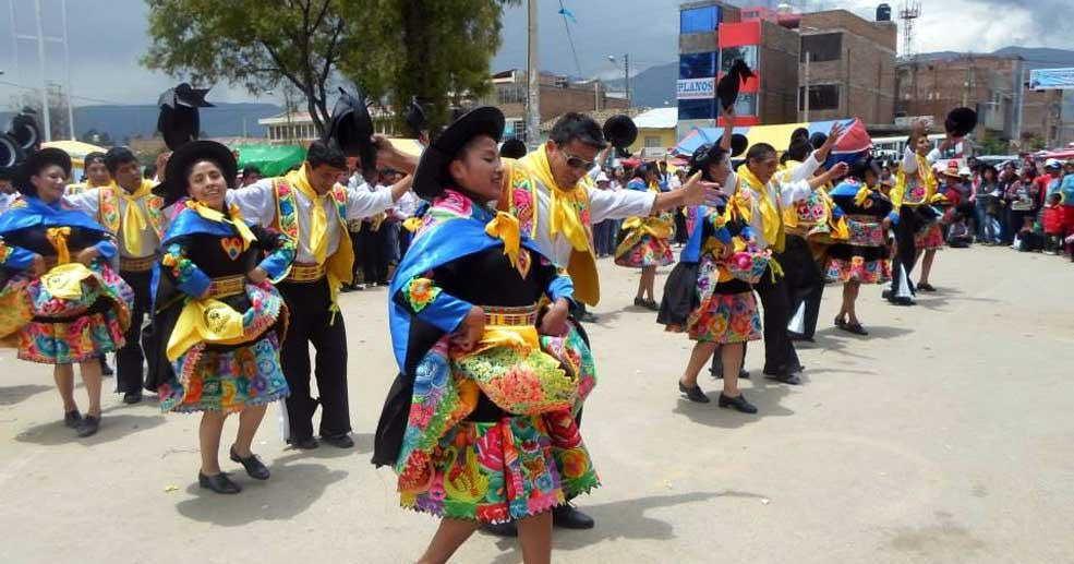 carnaval de Huaylarsh en Junin