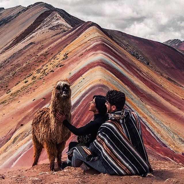 Montaña de los 7 Colores en cuzco