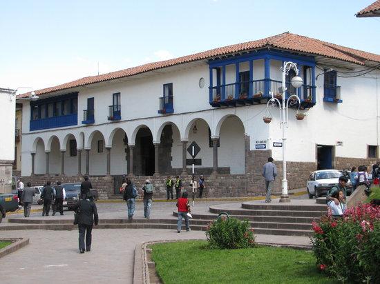 Museo Histórico Regional vista panoramica