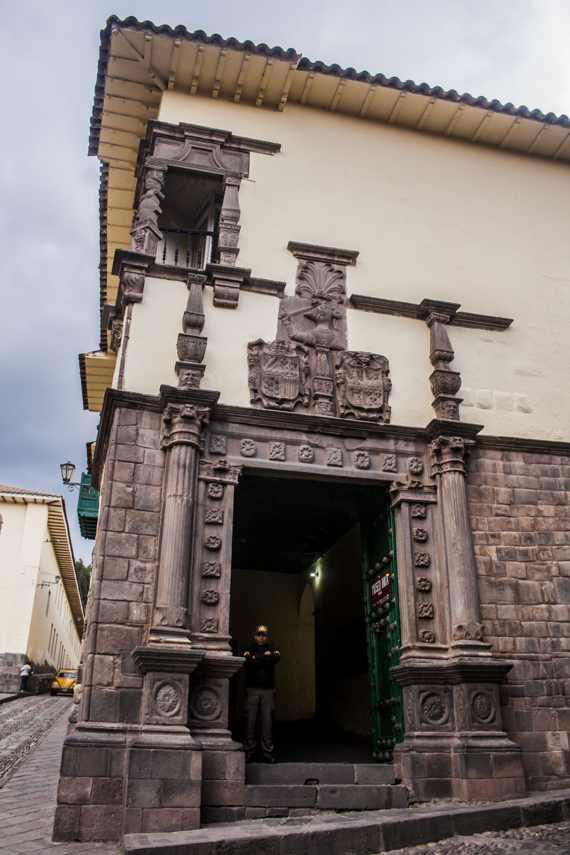 Museo Inka cusco