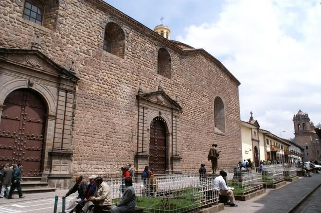 Templo y Convento de Santa Catalin
