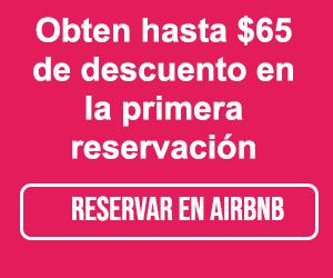 reservar hoteles y habitaciones con airbnb