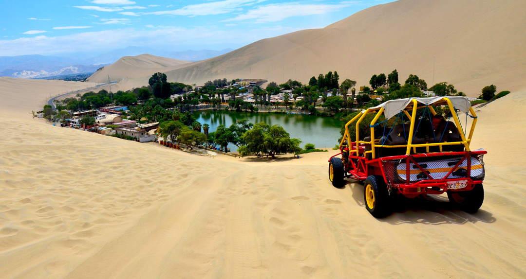 destinos en Perú para todo diciembre