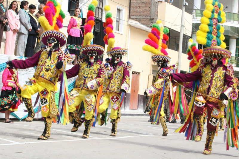 dias festivos en huanuco el dia de los negritos