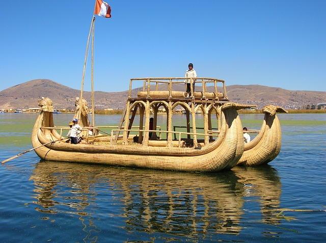 lago titicaca peru boliva