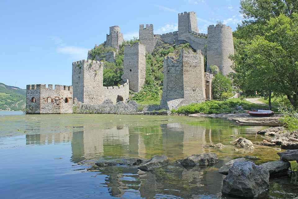 lugares turisticos de Serbia