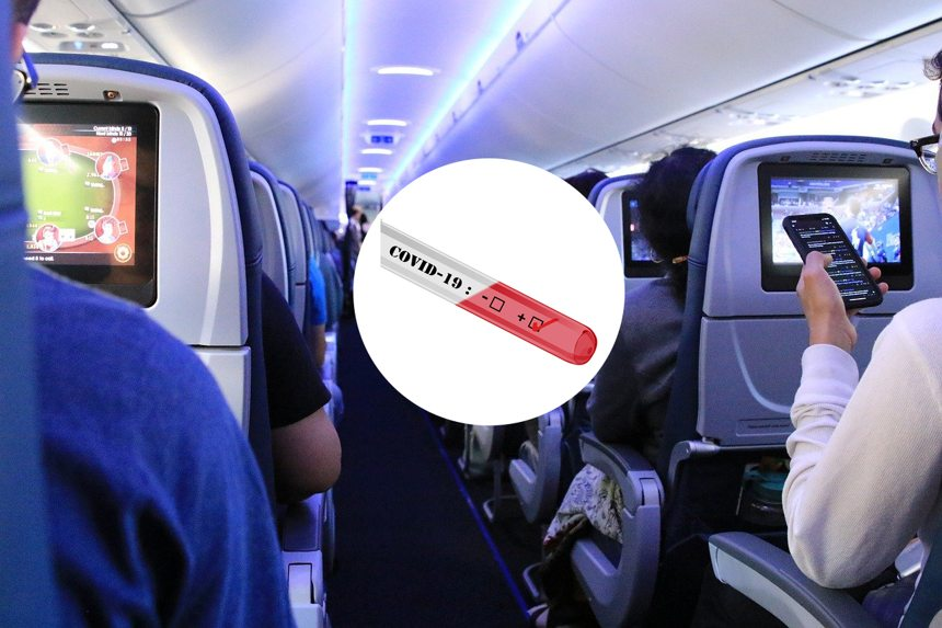 viajar en avion durante cuarentena en peru 2021
